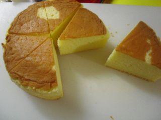 自作ケーキ